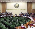 Oficializa INE pérdida de registro del PES y Panal