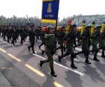 Cienfuegos pide a tropas el mejor desfile para Peña Nieto