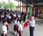 Adelantan ceremonia de la Independencia
