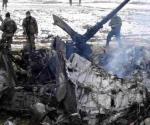 Cinco muertos tras estrellarse un helicóptero en Afganistán