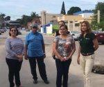 MADERO: Protestan por obra inconclusa que causa inundaciones