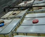 Aseguran casi dos mil litros de hidrocarburo en Edomex