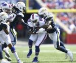 Con 3 touchdowns de Gordon, los Chargers superan a Bills