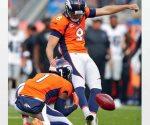 Broncos coronan remontada ante Raiders con gol de campo