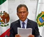 Urge Yunes extradición de Karime Macías por mansión