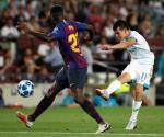 Barcelona golea 4-0 al PSV, del ´Chucky´ Lozano