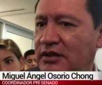 El país no está en bancarrota: Osorio Chong