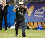 Medios argentinos destacan el triunfo de Diego Maradona