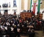 Instalado nuevo Congreso local de la Ciudad de México