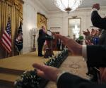 Reconoce Trump aporte de latinos