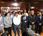 Respalda PAN candidatos de Monterrey y Guadalupe