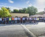 Conmemoran Día de Protección Civil. Realizan simulacros en escuelas y empresas