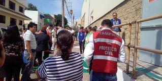 Realizan 17 simulacros simultáneos en Tampico