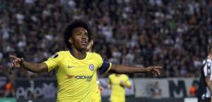 ⚽️ Basta un gol a Chelsea para ganar en Grecia