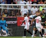 Sevilla golea a Standard de Lieja 5-1