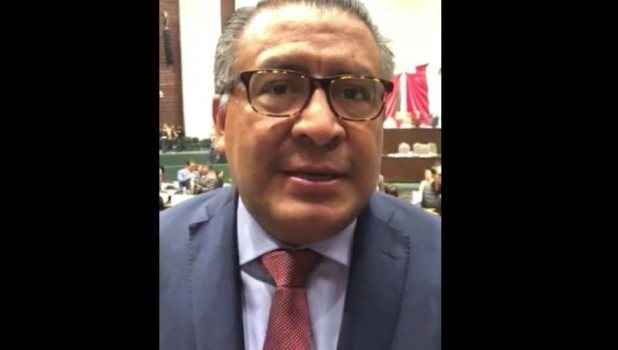 Mensaje del diputado federal Horacio Duarte a los electores de Reynosa