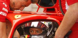 Confía Vettel en volver a la cima