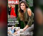 Lo más difícil, ser persona pública: Paulina Peña