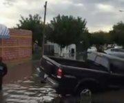 Tres personas fallecidas por lluvias en Chihuahua