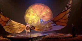 Inicia mágico vuelo de LUZIA de Cirque Du Soleil en Monterrey