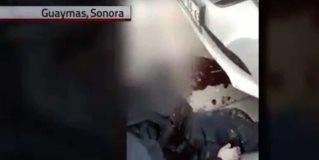 Ejecutan a cinco policías en zona escolar en Sonora