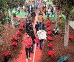 Los Reyes Magos se instalan en el Estadio Azteca