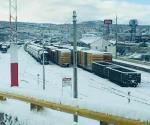 Nieve bloquea tránsito en carreteras de Sonora