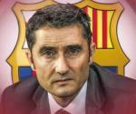 Barcelona renueva a Valverde por una temporada
