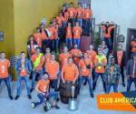 ⚽️ Se toma América foto oficial en la vecindad del Chavo