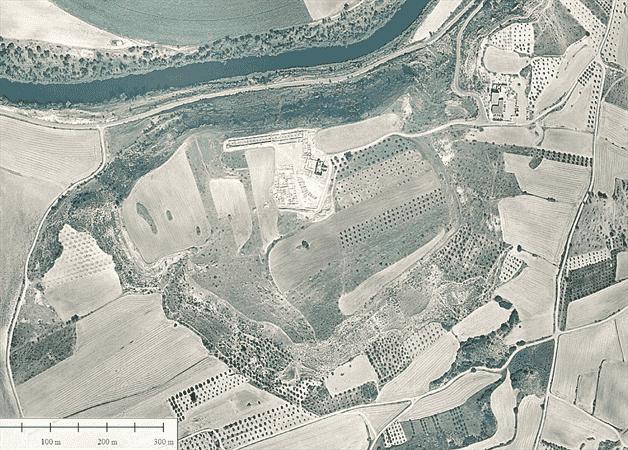 Recópolis: 30 hectáreas de un complejo palatino oculto