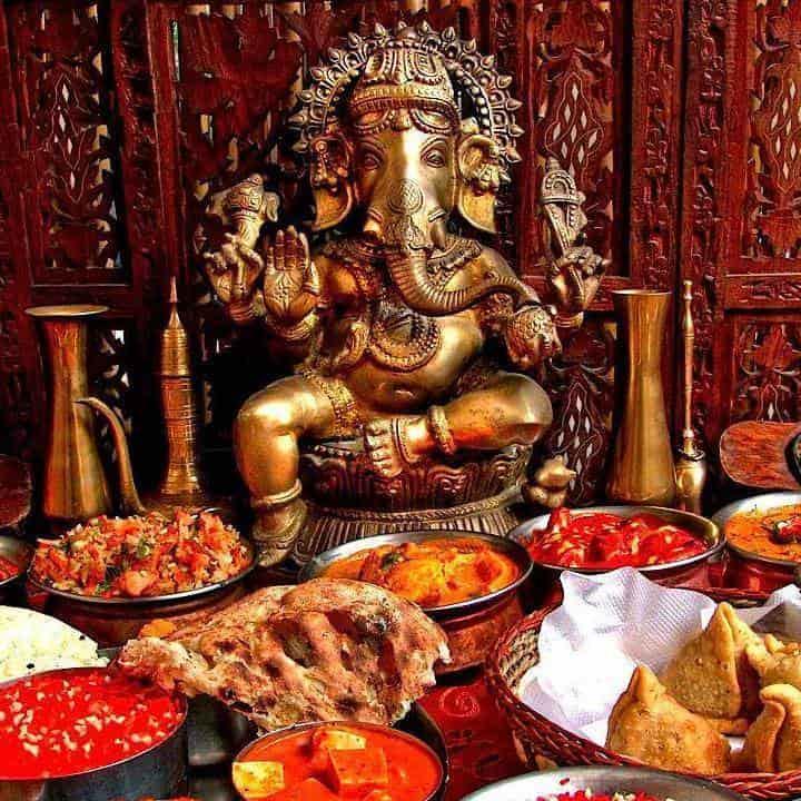 SABORES FUERTES. La gastronomía hindú es bastante condimentada para los turistas pero es uno de sus atractivos.