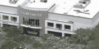 Varios heridos tras una fuerte explosión en un centro comercial de Florida