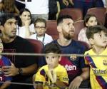 Mantiene Barsa a Lionel Messi entre algodones
