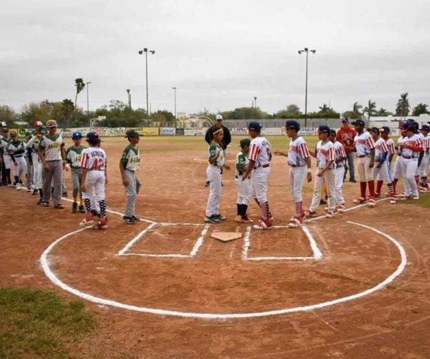 Histórica visita de equipo de beisbol de Nueva York