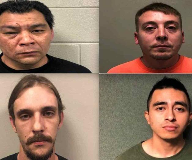 Arrestan a seis depredadores infantiles en línea