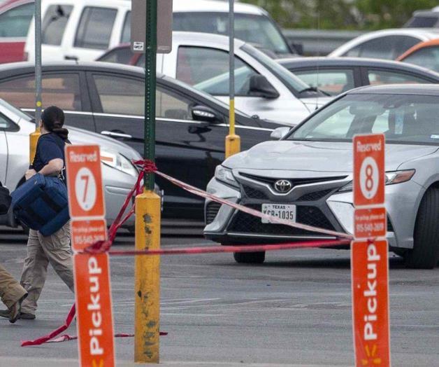 Advierten de choques, ¡en estacionamientos!