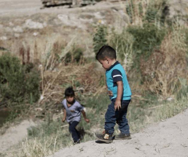 Envían solos a sus niños a cruzar a EU