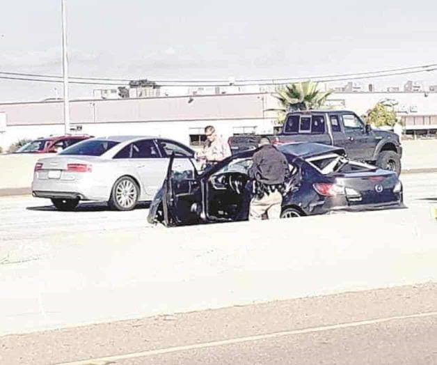 Dispara accidentes conducir distraído