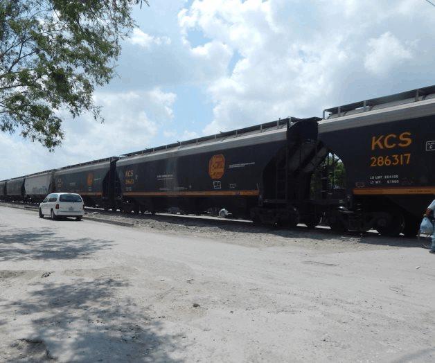 Bajo ataque ferrocarriles en la entidad
