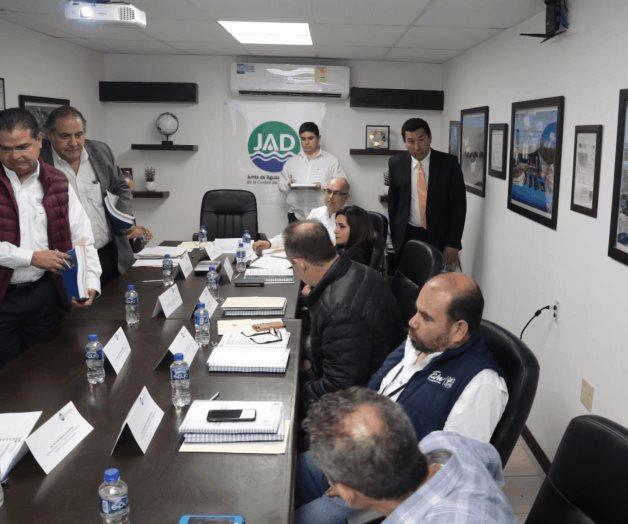 'Revienta' alcalde reunión de la JAD