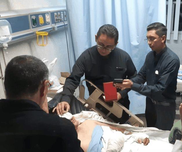 Someterán a seminarista a cirugías