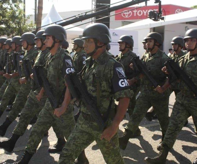 Descartan más refuerzos de GN para Tamaulipas; personal está en formación