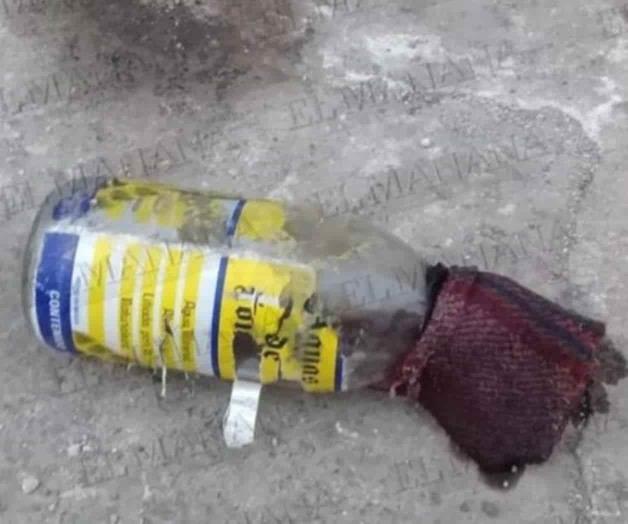 Atacan con bombas molotov periódico en SLP