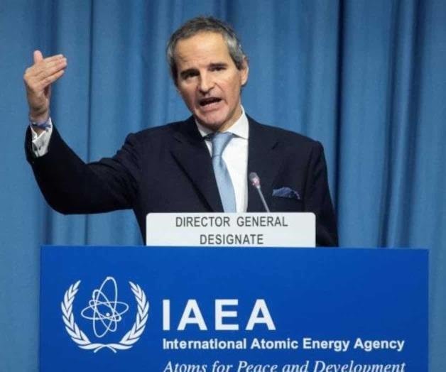 Oficializan a Rafael Grossi como nuevo director de la OIEA