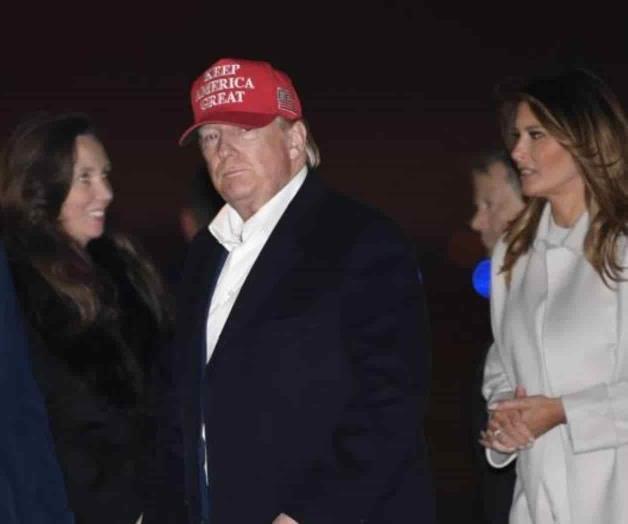 Trump rechaza participar en la nueva fase del 'impeachment'