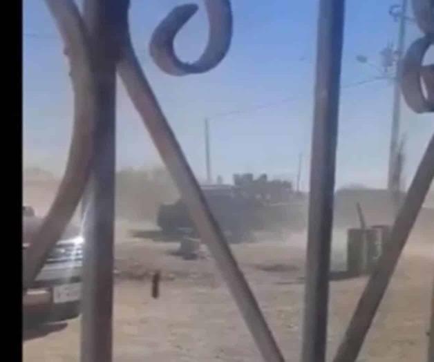Segob descarta ejecución extrajudicial en Villa Unión, Coahuila