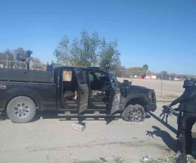 Dos detenidos por los ataques en Coahuila