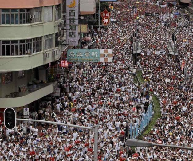 Hong Kong registra pérdidas económicas por protesta social