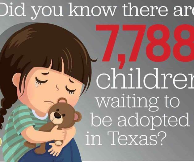 Buscan hogar a más de 7 mil 780 menores