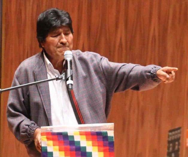 Evo Morales el capitalismo no garantiza la paz
